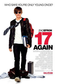 17 Again Movie Poster