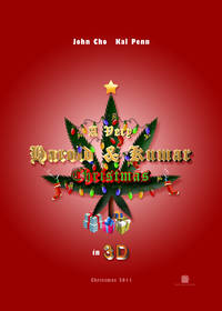 2011 Holiday Movie Preview Mashup Movie Poster