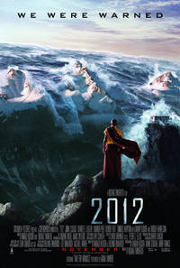2012 2009 movie poster