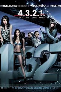 4.3.2.1 (2010) Movie Poster