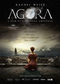 Agora (2009) Movie Poster