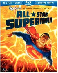All-Star Superman (Video 2011) Poster
