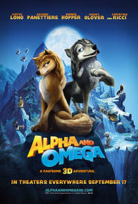 Alpha and Omega (2010) Trejler