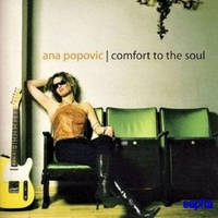 Comfort To The Soul (2003) Cover