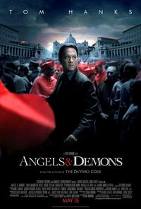 Angels and Demons 2009 movie poster