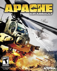 Apache: Air Assault Poster