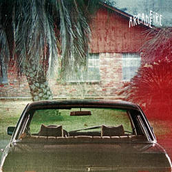 Arcade Fire - The Suburbs 2010 Album Cover