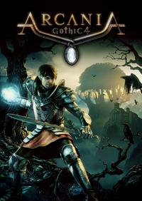 Arcania: Gothic 4 Game Poster