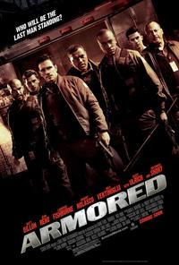 Armored (2009) Movie Poster
