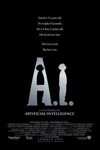 Artificial Intelligence: AI (2001) Movie Poster