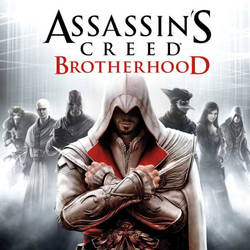 Assassin's Creed: Brotherhood OST Album Cover