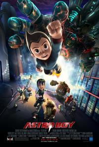 Astro Boy 2009 Movie Poster