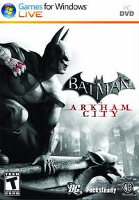 Batman: Arkham City Poster