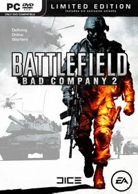 Battlefield: Bad Company 2 (2010) game poster