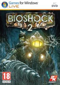 BioShock 2 (2010) game poster