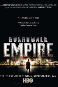 Boardwalk Empire - Carstvo poroka Poster