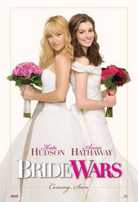 Bride Wars (2009) Movie Poster