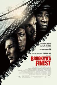 Brooklyn's Finest (2009) Movie Poster