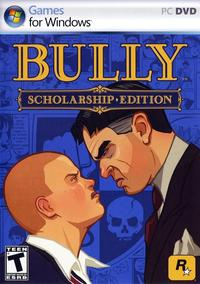 Bully Game Poster