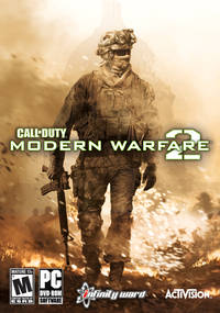 Call of Duty 6: Modern Warfare 2 Game Poster