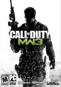 Call of Duty: Modern Warfare 3 Poster
