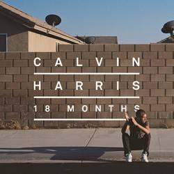 Calvin Harris - 18 Months poster