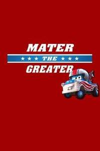 Cars - Mater the Greater Movie Poster