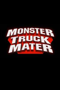 Cars - Monster Truck Mater Movie Poster