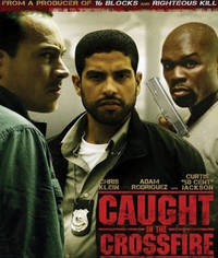 Caught in the Crossfire (2010) Movie Poster
