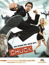 Chuck ( 2007– ) Poster