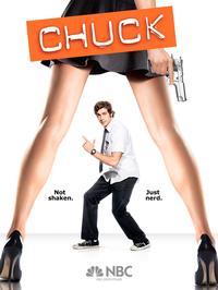 Chuck Series Poster