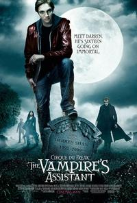 Cirque du Freak: The Vampire's Assistant Movie Poster