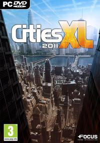 Cities XL 2011 Game Poster