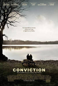 Conviction filmski poster