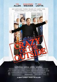 Crazy on the Outside 2010 Movie Poster