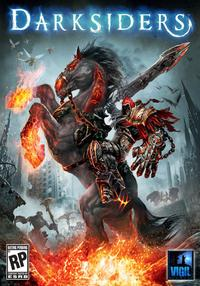 Darksiders (2010) Game Poster