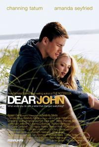 Dear John 2010 Movie Poster
