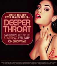 Deeper Throat series poster