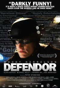 Defendor 2009 movie poster