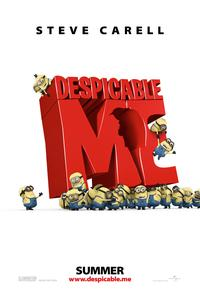 Despicable Me (2010) Poster