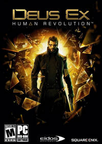 Deus Ex: Human Revolution Poster