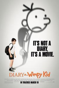 Diary of a Wimpy Kid (2010) Movie Poster