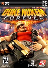 Duke Nukem Forever Poster