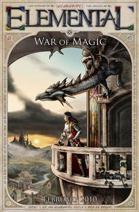 Elemental: War of Magic Game Poster