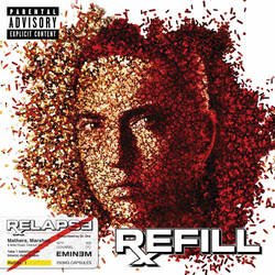 Eminem – Refill (2009)