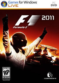 F1 2011 Poster
