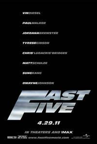 Fast Five (2011) Trejler