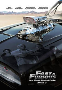 Fast & Furious (2009) Movie Poster