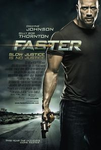 Faster (2010) Poster