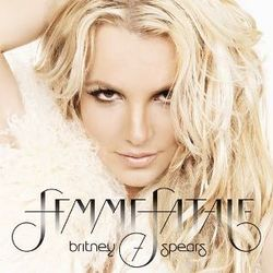 Britney Spears - Femme Fatale poster